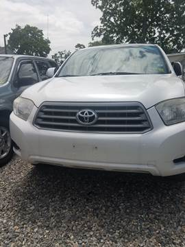 2008 Toyota Highlander for sale in Copiague, NY