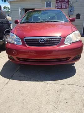 2008 Toyota Corolla for sale in Copiague, NY