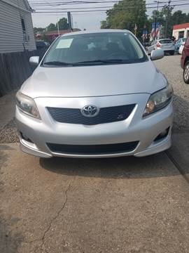 2009 Toyota Corolla for sale in Copiague, NY