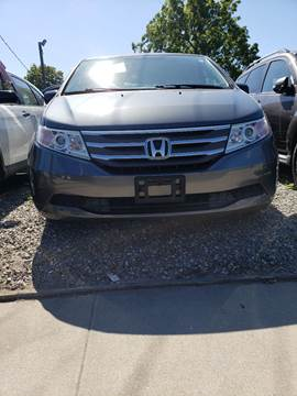 2013 Honda Odyssey for sale in Copiague, NY