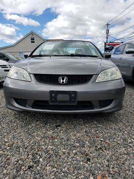 2005 Honda Civic for sale in Copiague, NY
