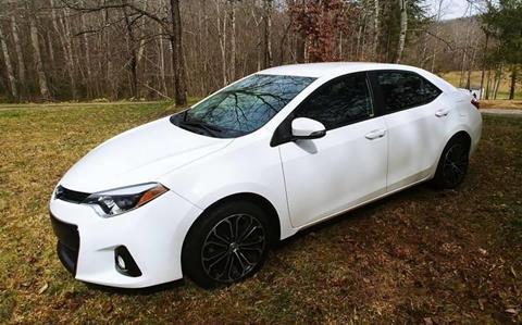 2015 Toyota Corolla for sale in Morganton, NC