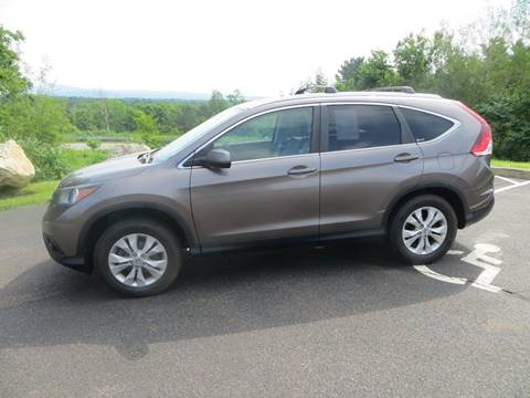 2012 Honda CR-V for sale in Winooski, VT