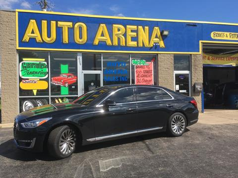 2017 Genesis G90 for sale in Fairfield, OH