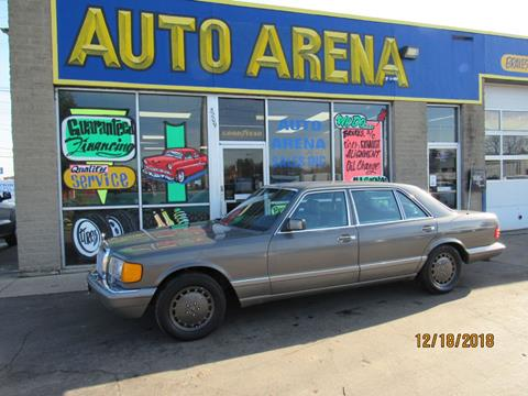 1989 Mercedes-Benz 300-Class for sale in Fairfield, OH