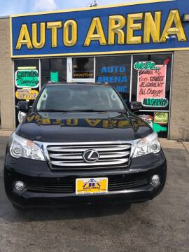 2013 Lexus GX 460 for sale at Auto Arena in Fairfield OH