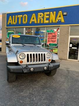 2007 Jeep Wrangler Unlimited for sale in Fairfield, OH
