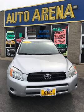 2008 Toyota RAV4 for sale at Auto Arena in Fairfield OH