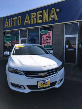 2015 Chevrolet Impala for sale at Auto Arena in Fairfield OH