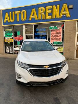 2020 Chevrolet Equinox for sale at Auto Arena in Fairfield OH
