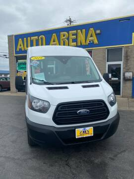 2019 Ford Transit Cargo for sale at Auto Arena in Fairfield OH