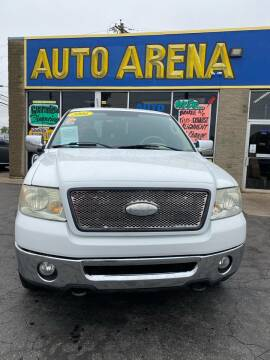 2006 Ford F-150 for sale at Auto Arena in Fairfield OH