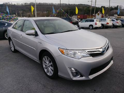 Toyota camry hybrid for sale in knoxville tn for City motors knoxville tn