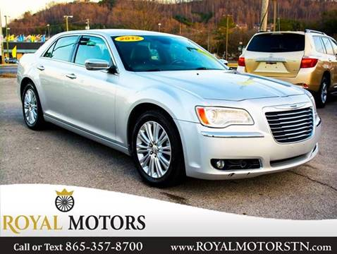 Chrysler 300 for sale in knoxville tn for Ole ben franklin motors knoxville