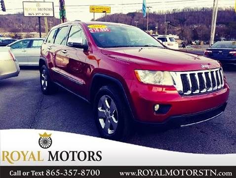 2011 jeep grand cherokee for sale in knoxville tn for City motors knoxville tn