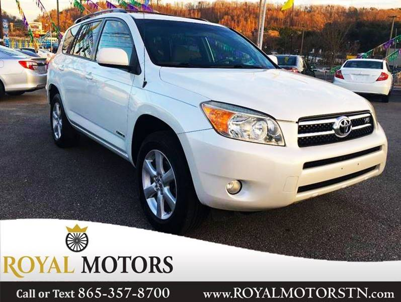 2006 Toyota Rav4 Limited In Knoxville Tn Royal Motors