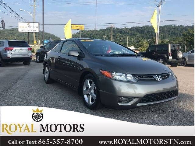 2008 Honda Civic For Sale At Royal Motors In Knoxville TN