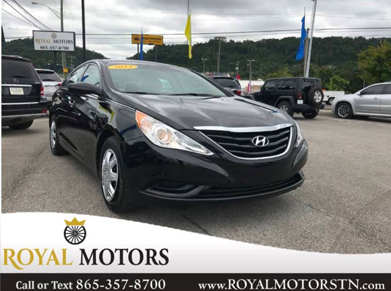 2013 Hyundai Sonata For Sale At Royal Motors In Knoxville TN