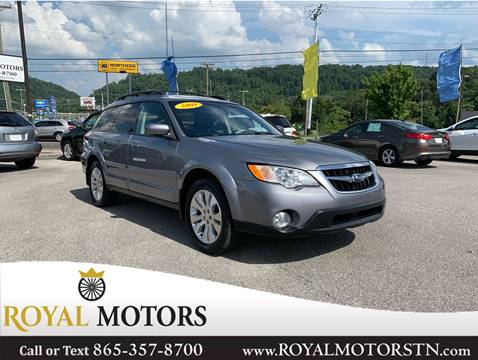 2009 Subaru Outback for sale in Knoxville, TN