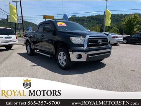 Cars For Sale Knoxville Tn >> 2010 Toyota Tundra For Sale In Knoxville Tn