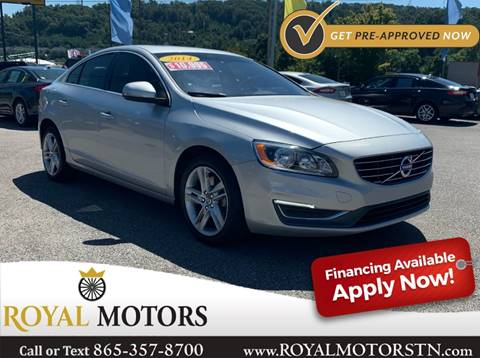 2014 Volvo S60 for sale in Knoxville, TN