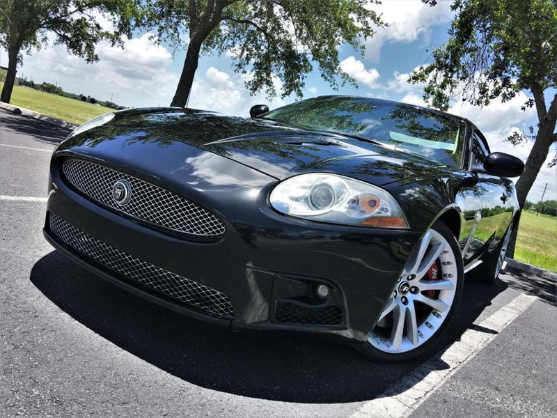 2008 Jaguar XK Series For Sale At Fisher Motor Group In Sarasota FL