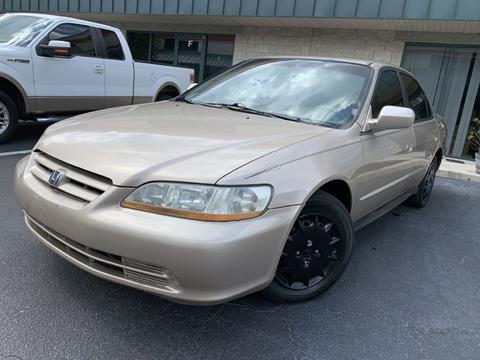 2001 Honda Accord for sale in Sarasota, FL