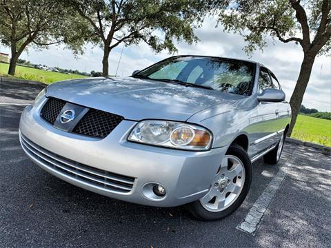 2006 Nissan Sentra for sale in Sarasota, FL