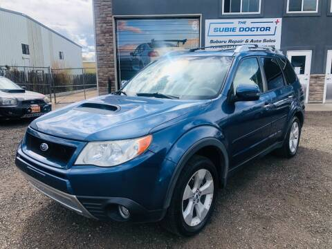 2013 Subaru Forester for sale at The Subie Doctor in Denver CO