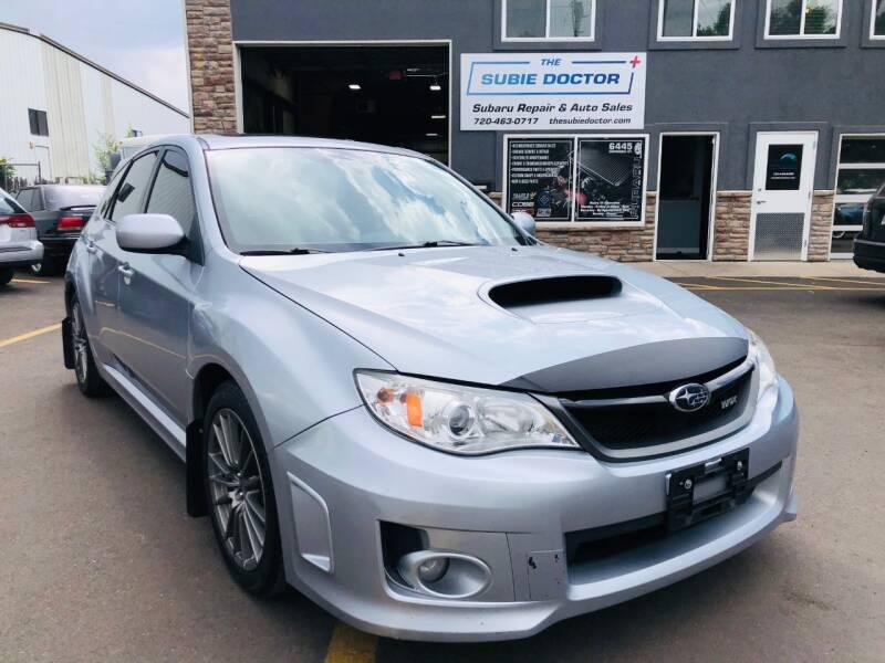 2013 Subaru Impreza for sale at The Subie Doctor in Denver CO