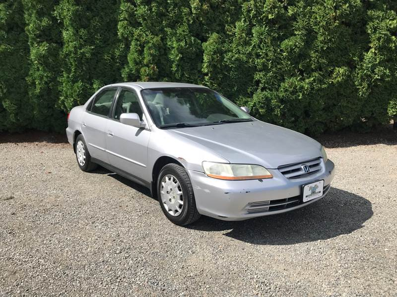 2002 Honda Accord For Sale At Big Sky Auto Wholesale In Hayden ID