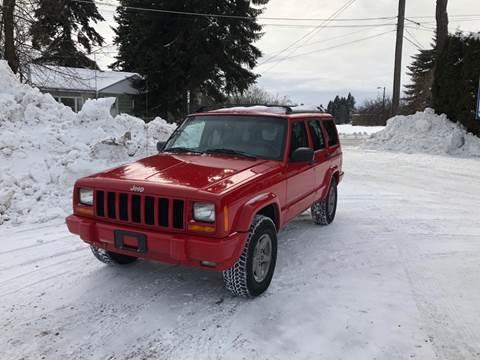 1998 Jeep Cherokee for sale in Hayden, ID