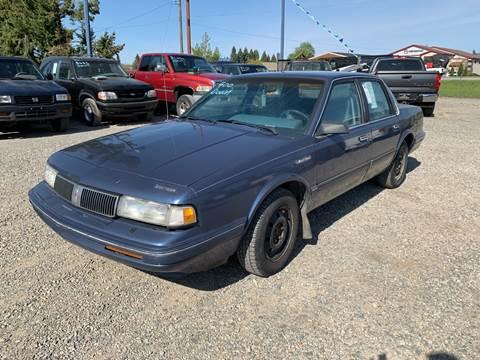 1994 Oldsmobile Cutlass Ciera for sale in Hayden, ID