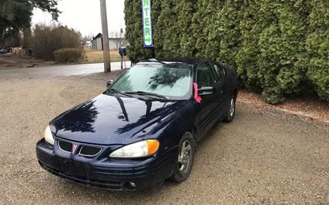 2000 Pontiac Grand Am for sale in Hayden, ID