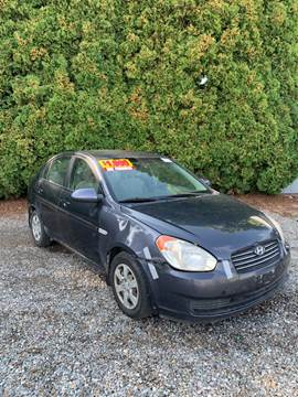 2007 Hyundai Accent for sale in Hayden, ID