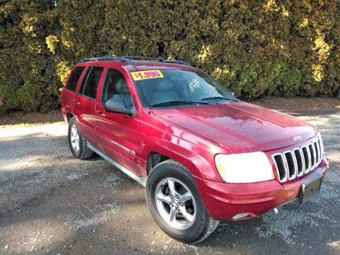 2003 Jeep Grand Cherokee Overland for sale at Big Sky Auto Wholesale in Hayden ID