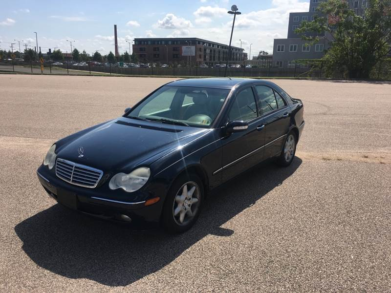 2004 Mercedes Benz C Class For Sale At Becku0027s Auto In Richmond VA