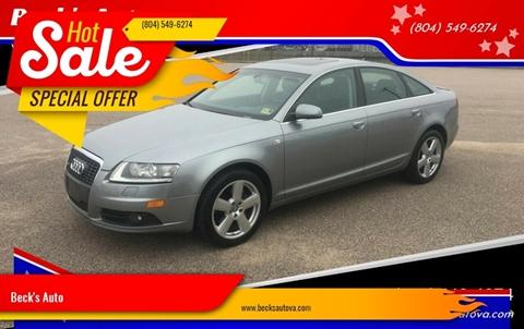 Cars For Sale In Richmond Va >> Cars For Sale In Richmond Va Beck S Auto