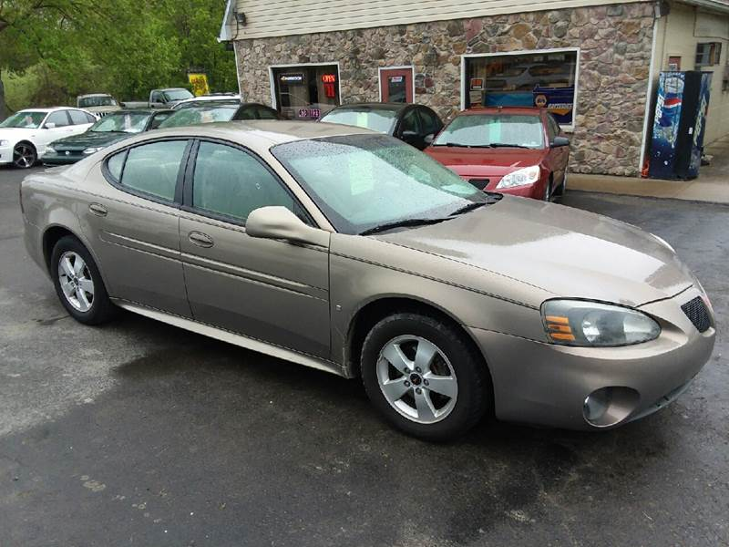 2006 pontiac grand prix in northumberland pa good 39 s automotive. Black Bedroom Furniture Sets. Home Design Ideas