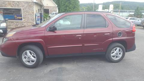 2004 Pontiac Aztek for sale in Northumberland, PA