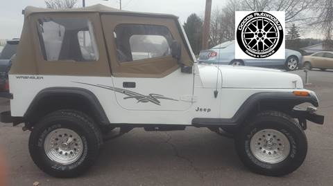 1995 Jeep Wrangler for sale in Northumberland, PA