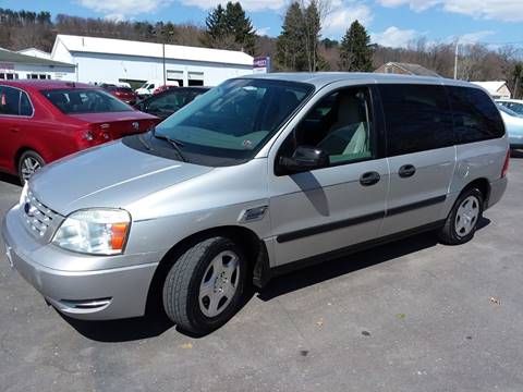 2004 Ford Freestar for sale in Northumberland, PA