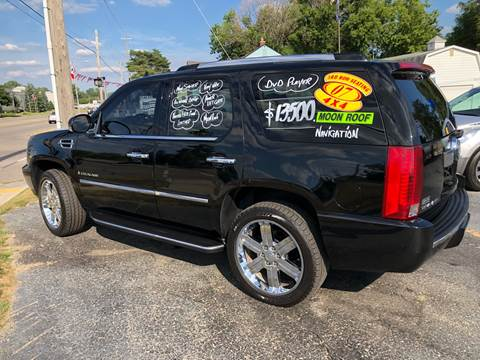2007 Cadillac Escalade for sale in Flint, MI