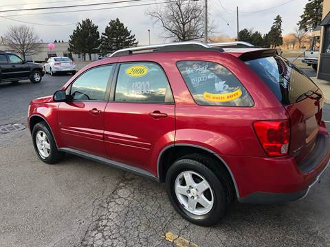 2006 Pontiac Torrent for sale in Flint, MI