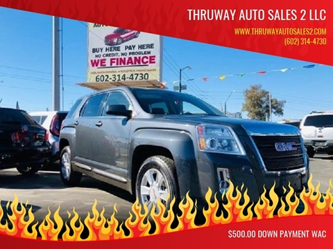 2011 GMC Terrain for sale in Phoenix, AZ