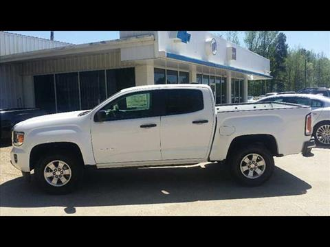 2017 GMC Canyon for sale in Homer, LA