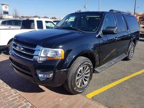 2016 Ford Expedition EL for sale in Homer, LA