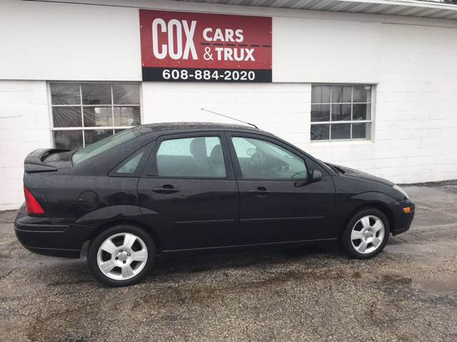 2003 Ford Focus Zts In Edgerton Wi Cox Cars Trux