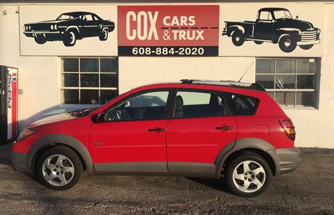 2003 Pontiac Vibe for sale in Edgerton, WI