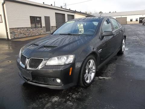 2008 Pontiac G8 for sale in Tomah, WI